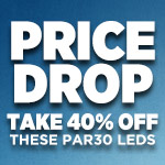 Price Drop - 40 Percent Off These PAR30 LEDs - Category Image