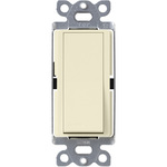 Lutron Single Pole Switches - Light Almond - Category Image