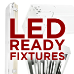 LED Ready Light Fixtures - Category Image