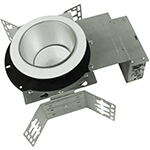 led recessed lighting - 6-inch ic-rated downlight-2700k - Category Image