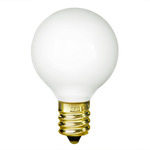 White G12 Bulbs - Category Image