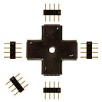 4-Pin Connectors for Tape Light Strips - Category Image