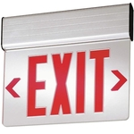 Edge Lit Exit Signs - Category Image