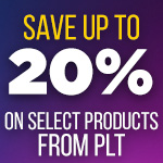 20 Percent Off Select PLT LEDs - Category Image