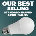 Our Best Selling A19 LEDs - Category Image