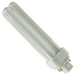 18 Watt 4 Pin G24q-2 CFL Compact Fluorescents