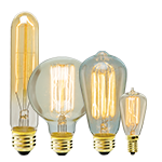 Antique Light Bulbs - Category Image