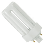 3000K 18 Watt 4 Pin GX24q-2 CFL Compact Fluorescents - Category Image