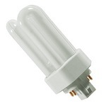 3500K 13 Watt 4 Pin GX24q-1 CFL Compact Fluorescents - Category Image