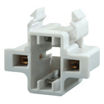 5-7-9 Watt - 2 Pin CFL G23 and G23-2 Fluorescent Sockets