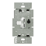 White Lutron Ariadni Dimmer Switches