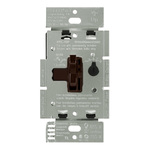 Brown Lutron Ariadni Dimmer Switches