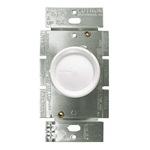 White Rotary Dimmer Switches - Category Image