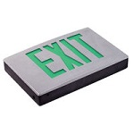 Aluminum Exit Signs - Category Image