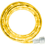 Yellow Rope Light - 12 to 50 ft. Kits