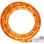 Amber Rope Light - 12 to 50 ft. Kits