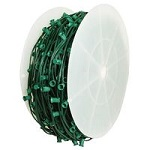 (C7) 500 Foot Christmas Light Strings - Category Image