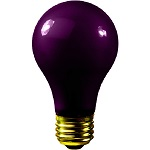 Black Light Incandescent Light Bulbs - Category Image