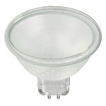 50 Watt Frosted Face MR16 Halogen Light Bulbs - Category Image