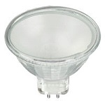 20 Watt Frosted Face MR16 Halogen Light Bulbs - Category Image
