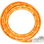 Amber - LED Rope Light - 12 to 50 ft. Kits