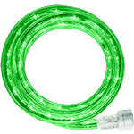Green - LED Rope Light - 12 to 50 ft. Kits
