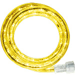 Yellow - LED Rope Light - 12 to 50 ft. Kits