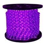 Purple - LED Rope Light - 120V Spools - Category Image