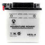 12 Volt Conventional Lead-Acid Motorcycle Batteries - Category Image