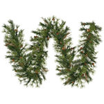 Mixed Country Pine Christmas Garlands - Category Image
