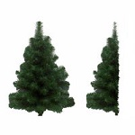 Corner and Wall Christmas Trees - Category Image