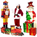 Clearance - Commercial Quality Christmas Decorations - Category Image