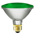 Colored PAR Halogen Light Bulbs - Category Image
