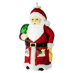 Santa Christmas Ornaments - Category Image