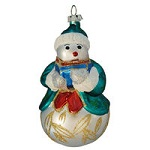 Snowman Christmas Ornaments - Category Image