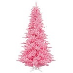 Pink Fir Christmas Trees - Category Image