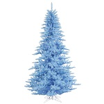 (INACTIVE) Sky Blue Fir Christmas Trees - Category Image