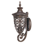 3 Light Outdoor Sconces