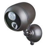 Battery Powered Outdoor Security Lights - Category Image