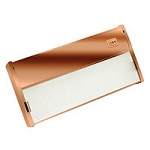 Plug In Copper Xenon Under Cabinet Light Fixtures
