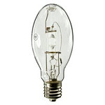 250 Watt - Metal Halide - Clear - Universal Burn