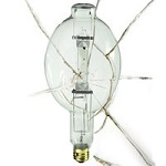 1000 Watt - Metal Halide - Large Envelope - Shatter Resistant