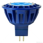 Blue - Spot - LED - MR16 Bulbs - Category Image
