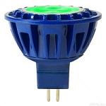 Green - GU5.3 Base - LED MR16 - Category Image