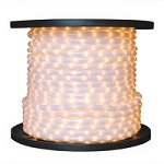 Pearl White Rope Light - 1/2 in. - 120V - Category Image
