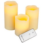 Pillar Candles - Category Image