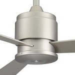 Nickel Indoor Ceiling Fans - Category Image