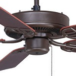Bronze Indoor Ceiling Fans - Category Image