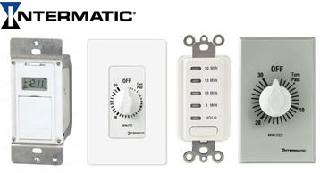 Intermatic In Wall Timers