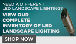 LED Landscape Lighting Ad